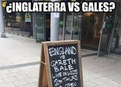 Enlace a Los ingleses tienen claro el partido que van a ver