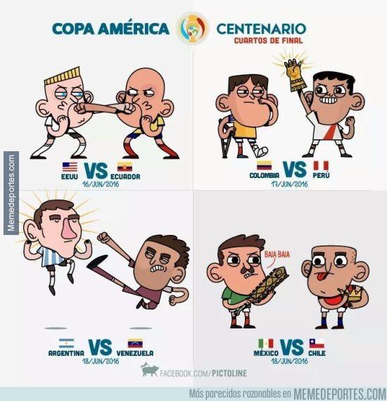 873998 - Mientras tanto en la Copa Centenario