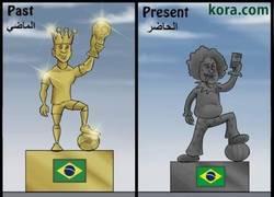 Enlace a El pasado y presente de Brasil