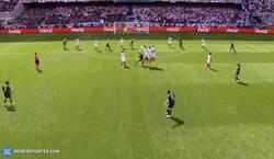Enlace a Bale hace tambalear a toda Inglaterra con este golazo