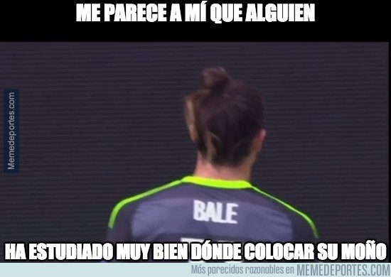 874650 - Bien jugado, Bale, bien jugado