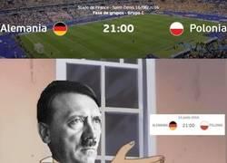 Enlace a Adolf está confuso