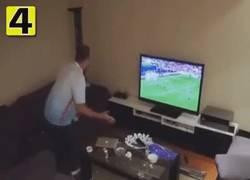 Enlace a Su novia le apagaba la TV cada vez que atacaba Turquía. Así acabó