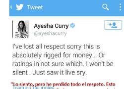 Enlace a Stephen Curry sobre las polémicas declaraciones de su mujer