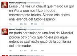 Enlace a @2010mrchip le da una buena lección a Pedro tras sus declaraciones