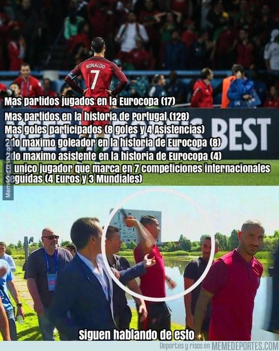 879115 - Todo lo que ha conseguido Cristiano con Portugal