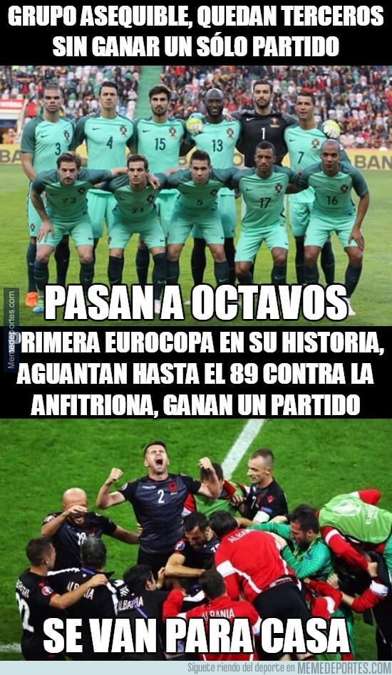 879125 - Diferencias entre Portugal y Albania
