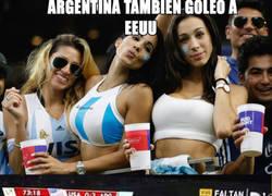 Enlace a Los argentinos también ganaron en las gradas
