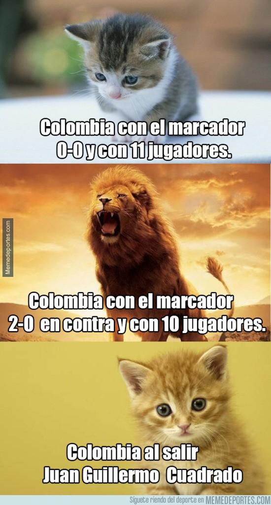 879559 - Resumen Colombia - Chile dividido en 3 momentos