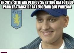 Enlace a En 2012, Stiliyan Petrov se retiró del fútbol para tratarse de la leucemia que padecía