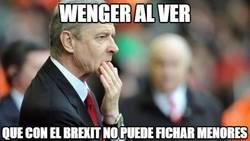 Enlace a Wenger está jodido