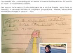 Enlace a La oración a la Virgen de un niño de 8 años que conmueve a todos