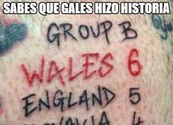 Enlace a Lo de Gales queda para el recuerdo