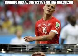 Enlace a Cuando vas al dentista y no hay anestesia