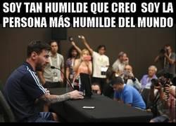 Enlace a El Dios de la humildad juega esta noche la final de la Copa América