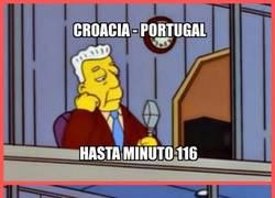 Enlace a Resumen del Croacia 0 - 1 Portugal