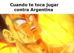 Enlace a Chile-Argentina, hagan sus apuestas