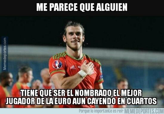 880613 - Gran mérito de Bale pase lo que pase con su selección