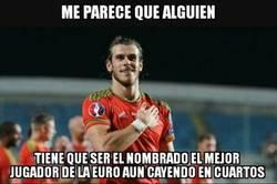 Enlace a Gran mérito de Bale pase lo que pase con su selección