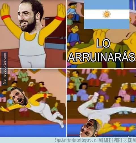 881139 - A los argentinos ya no les sorprende...