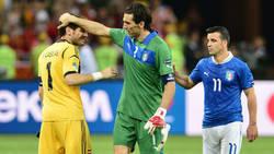 Enlace a 10 momentos inolvidables de los partidos España - Italia