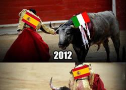 Enlace a Venganza de Italia ante España
