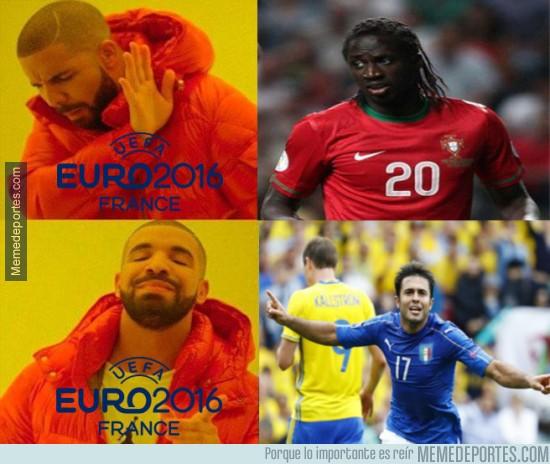 882545 - La diferencia de los Eder en esta eurocopa