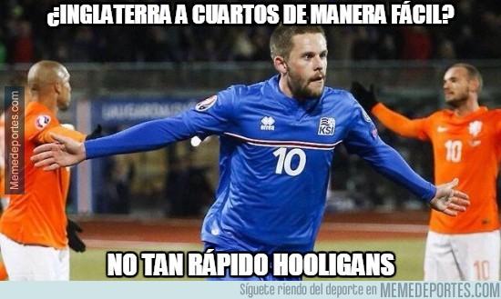 882653 - Islandia empata el partido ante Inglaterra