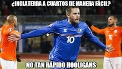 Enlace a Islandia empata el partido ante Inglaterra