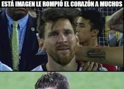 Enlace a ¿Por qué esta diferencia entre Messi y Cristiano?
