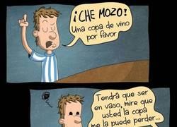 Enlace a Argentinos en este momento