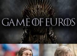 Enlace a 12 estrellas de la Euro 2016 si fueran personajes de Juego de Tronos