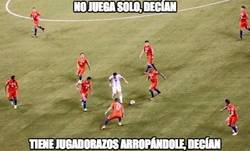 Enlace a Esta foto define cómo se siente Messi con Argentina