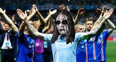 883521 - Esto pasa cuando mezclas la narración de los goles de Islandia, con un poco de Metal