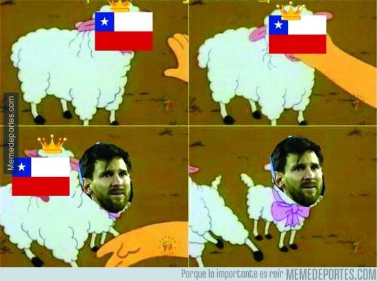 883564 - Nadie se acuerda de Chile Campeón
