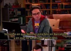 Enlace a Cuidado porque Neymar tiene en vilo al Barça