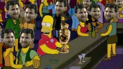 Enlace a Pobre Chile, quedan bicampeones de la Copa América, todos hablan sobre Messi