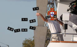 Enlace a Portugal nos obsequia con empates a granel