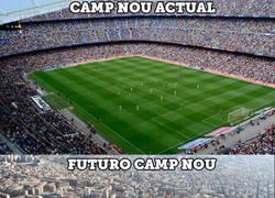 Enlace a Así será el futuro Camp Nou