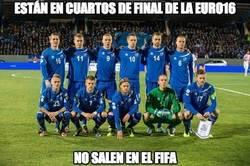 Enlace a Están en cuartos de final de la EURO16