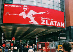 Enlace a Because he is Zlatan
