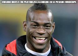 Enlace a Pobre Balotelli :(