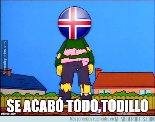 885570 - Islandia se despide de la Eurocopa