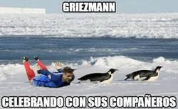 Enlace a La curiosa celebración de Griezmann