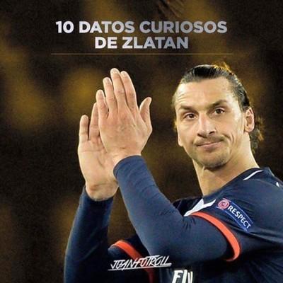 885983 - 10 curiosidades de Zlatan Ibrahimovic que no sabe ni su madre