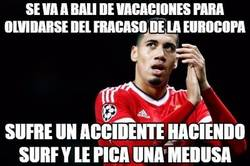 Enlace a Bad Luck Chris Smalling