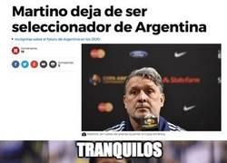 Enlace a Tata y su nueva vida tras dejar de ser seleccionador de Argentina