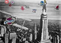 Enlace a Así será la NBA la temporada que viene tras los fichajes de Durant y West por los Warriors