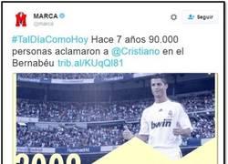 Enlace a El FAIL de marca con la presentación de Cristiano Ronaldo