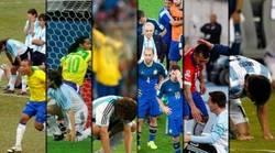 Enlace a Todas las finales perdidas por Argentina desde 1993